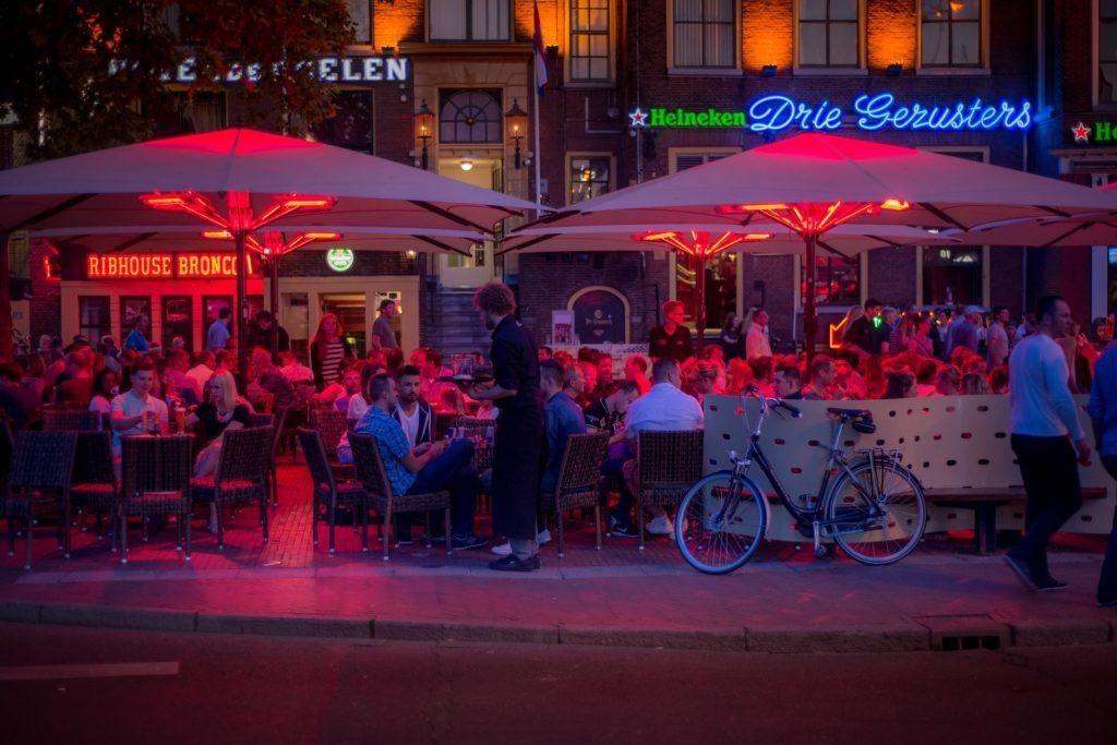 Bar de copas o pub