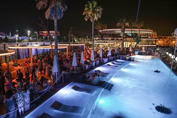 Marina Beach Club discoteca valencia